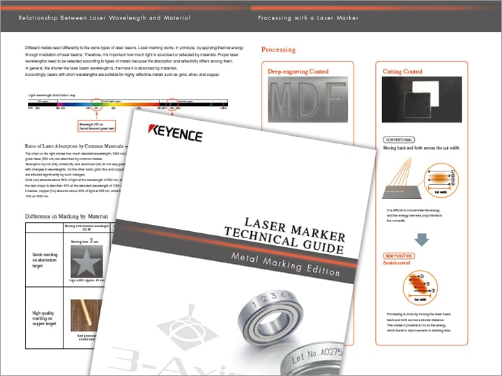LASER MARKER TECHNICAL GUIDE Metal Marking Edition (English)