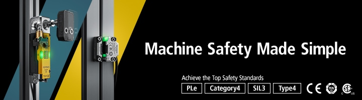 Machine Safety Made Simple