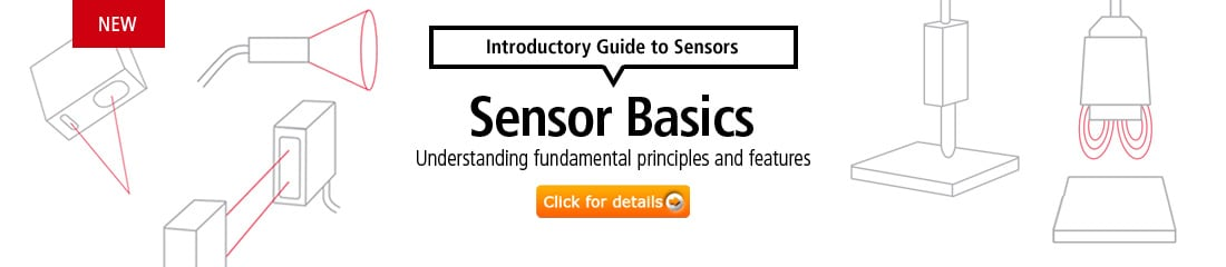 Introductory Guide to Sensors Sensor Basics Understanding fundamental principles and features