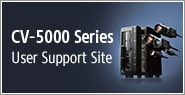 CV-5000 Series User Support Site