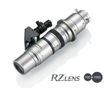 VH-Z100R : Objectif zoom large champ