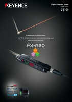 FS-N Series Digital Fibre Optic Sensors Catalogue