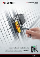 GS Series Safety Interlock Switches Catalogue