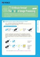 10-Minute Version! The A to Z of Image Processing Vol.2