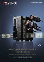 CV Series Intuitive Vision System Catalogue