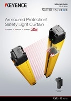 GL-R Series Safety Light Curtain Catalogue