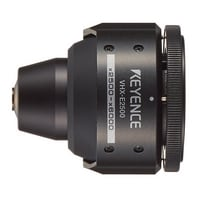 VHX-E2500 - High-Resolution Maximum-Magnification Objective Lens (2500× to 6000×)