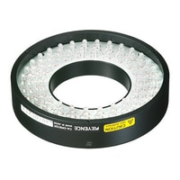 CA-DRB10F - Blue Ring Flat Light 100-50