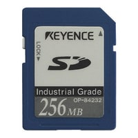 OP-84232 - SD Card 256 MB (Industrial Specification)