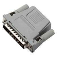 OP-96369 - 25-Pin, D-sub, 6-pin modular conversion connector