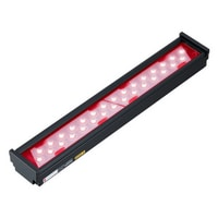 CA-DBR34H - High-intensity, Large bar-type light 340mm Red