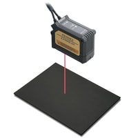 GV series - Digital CMOS Laser Sensor