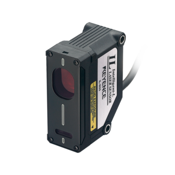 IL series - CMOS Multi-Function Analogue Laser Sensor