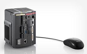 Dankzij de eenvoudige configuratie kan iedereen de CV-X reeks installeren en bedienen.